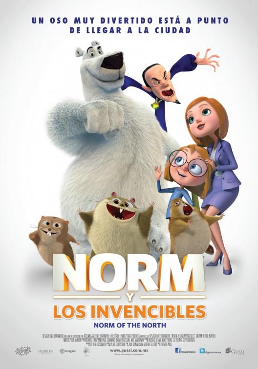 Norm Of The North Trailer Deutsch