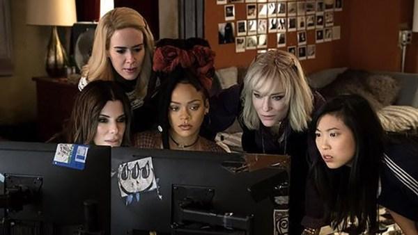 Ocean's 8 Film - Girl Power