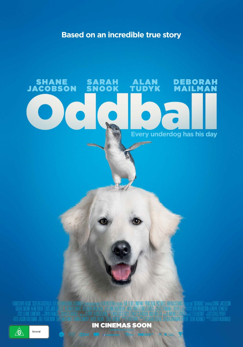 Movie Oddball Dog