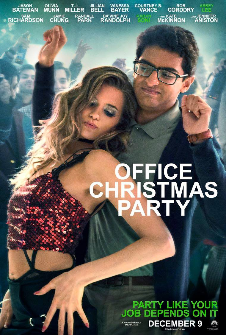Office Christmas Party | Teaser Trailer
