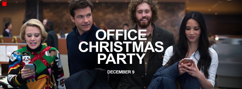 office christmas party movie - The Office Christmas