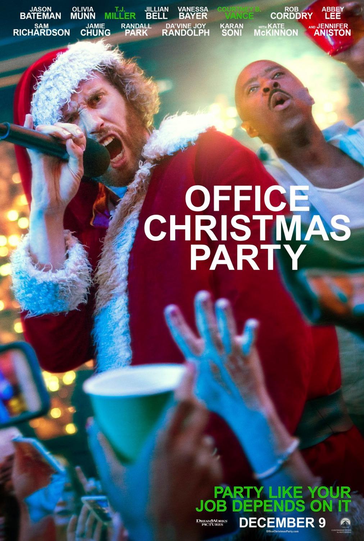 Trailer of Office Christmas Party starring T.J. Miller, Jason ...