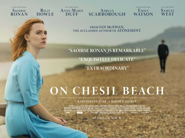 On Chesil Beach Banner Poster