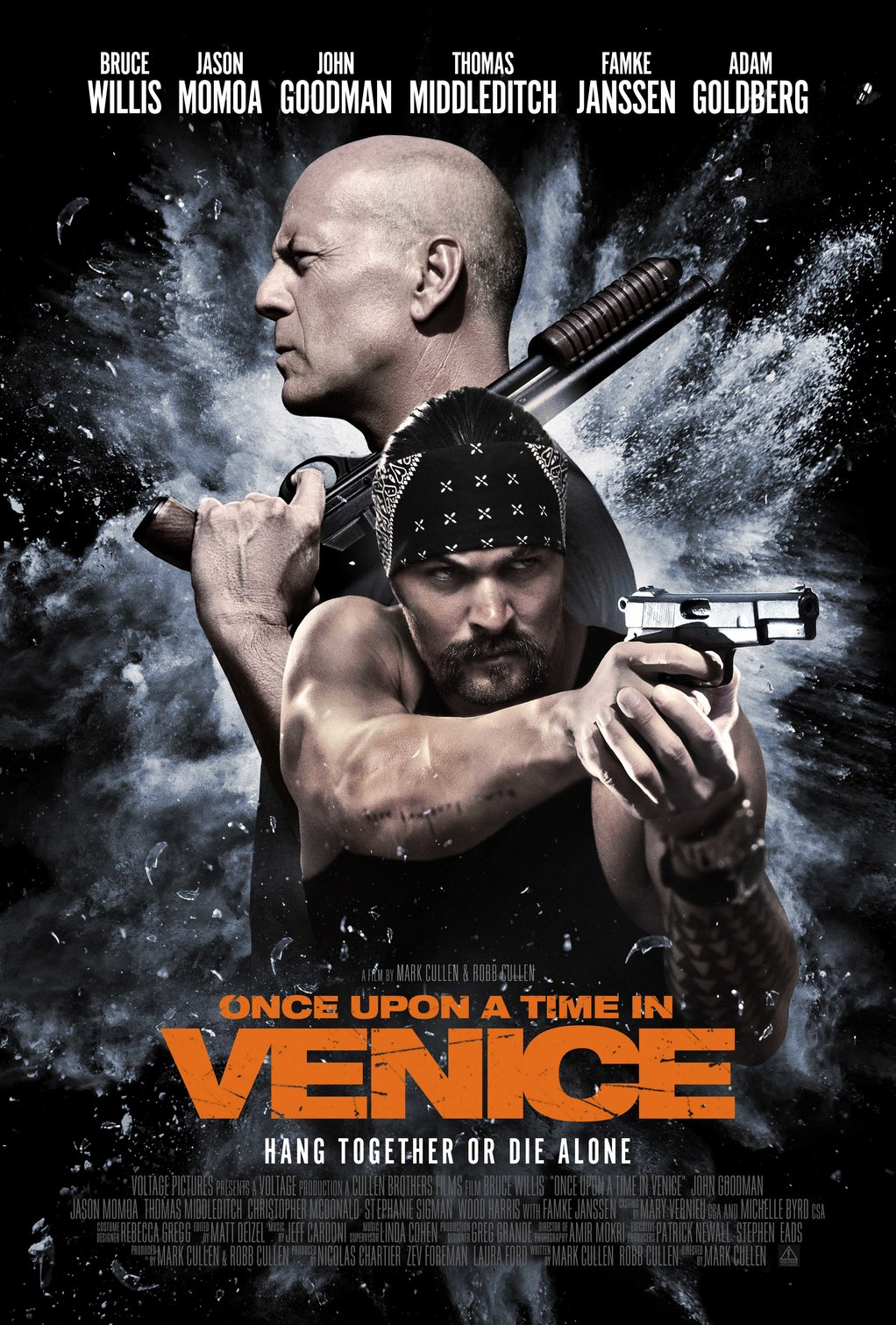 Once Upon a Time in Venice movie starring Bruce Willis and ...