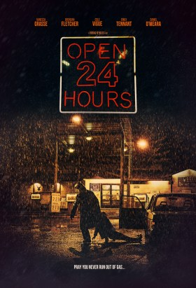 Open 24 Hours Movie Poster