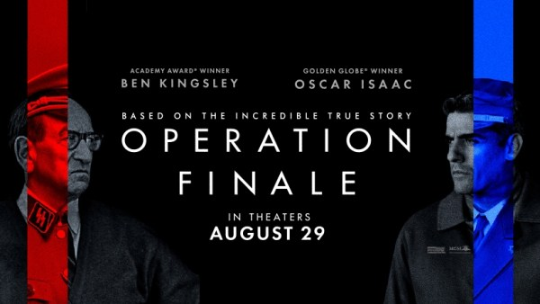 Operation Finale - Movie 2018