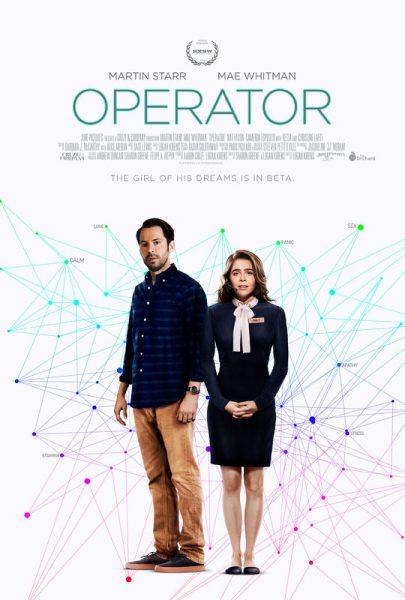 Operator Movie Poster
