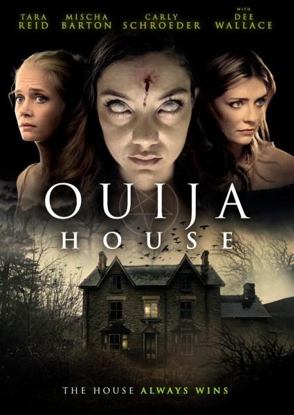 Ouija House New Movie Poster