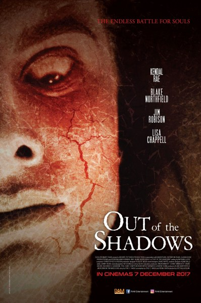Out Of The Shadows Malaysian Poster