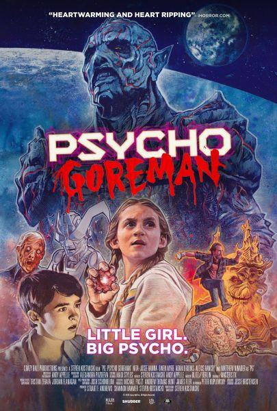 PG Psycho Goreman Movie Poster