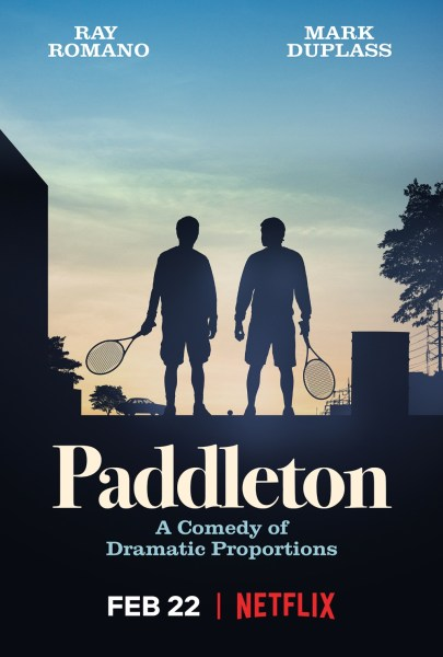 Paddleton Movie Poster