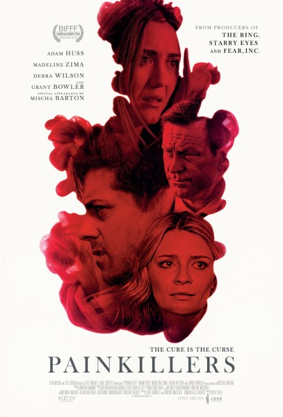 Painkillers Movie Poster