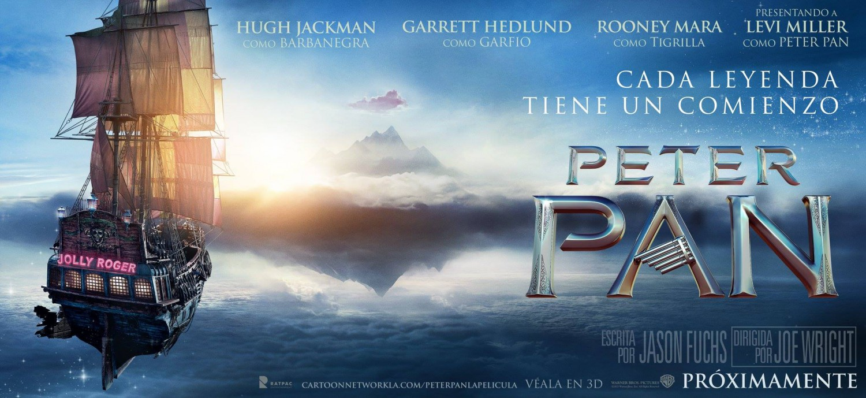 Pan Movie Posters Teaser Trailer