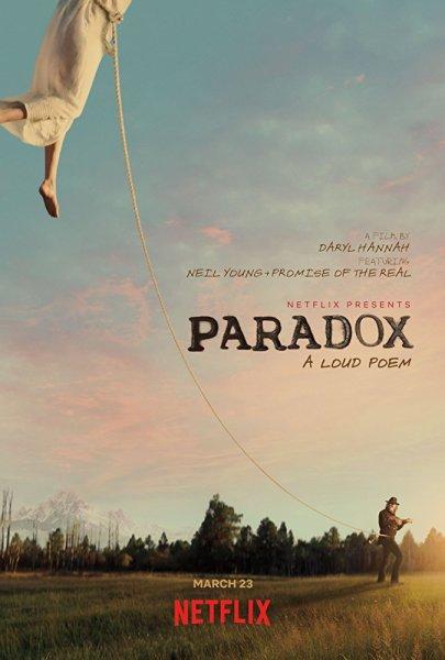 Paradox Movie Poster