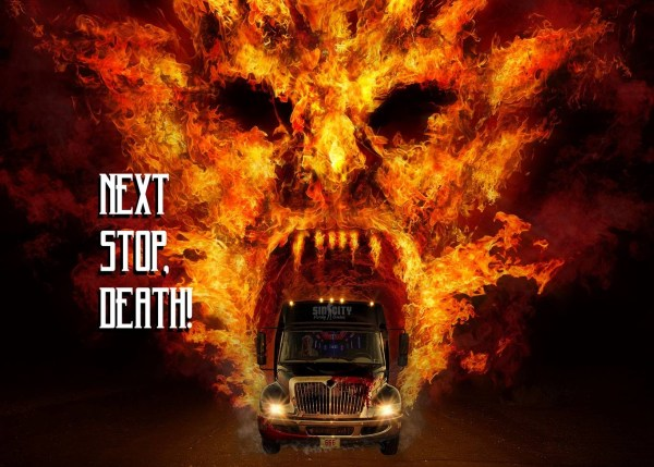 Party Bus To Hell Movie