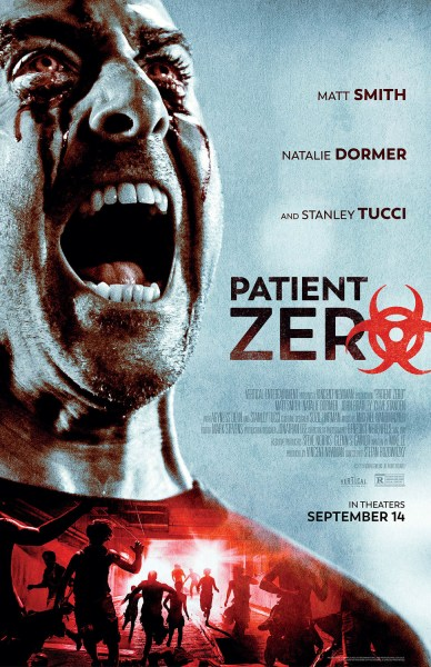 Patient Zero New Film Poster
