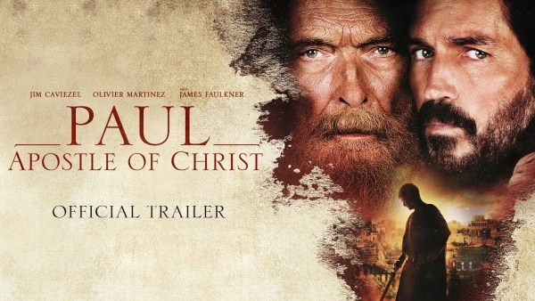 Paul Apostle Of Christ Movie