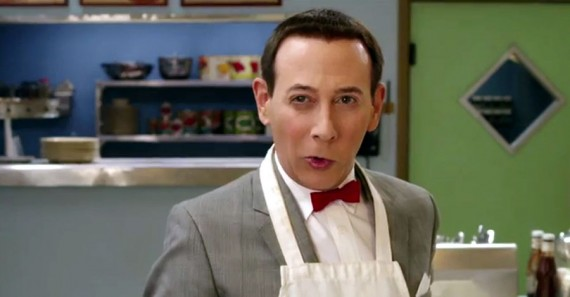 Pee-Wee's Big Holiday movie