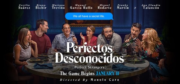 Perfect Strangers Movie