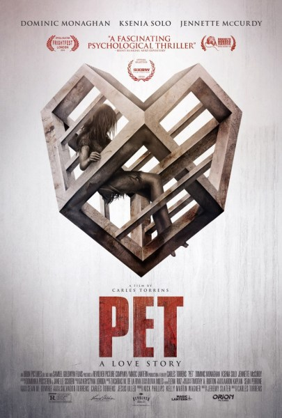 Pet New Poster