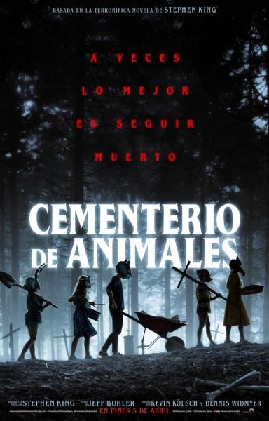 Pet Sematary Spanish Poster