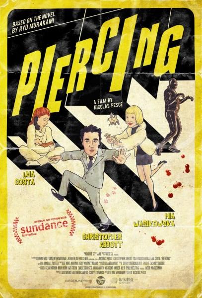 Piercing Movie Poster