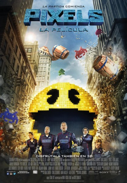Pixels Intl Poster