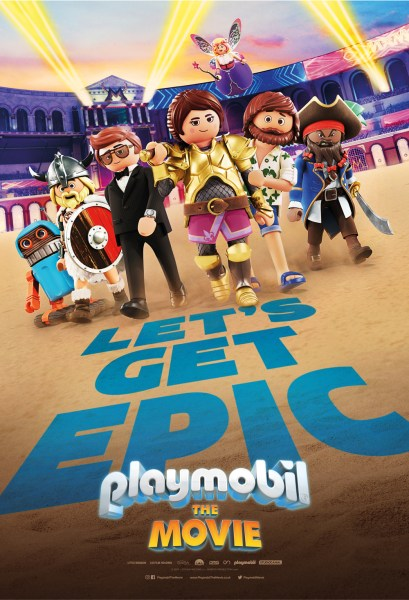 Playmobil New Film Poster