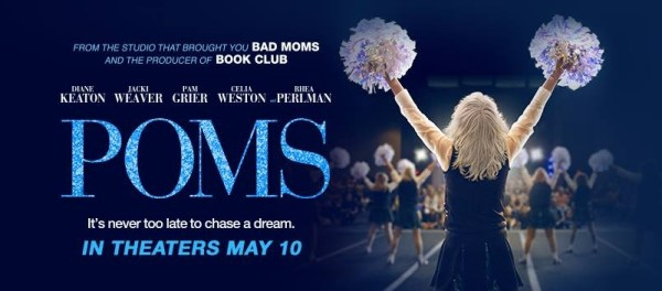 Poms Movie 2019