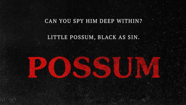 Possum Movie Logo