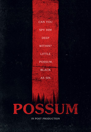 Possum Movie Teaser Poster