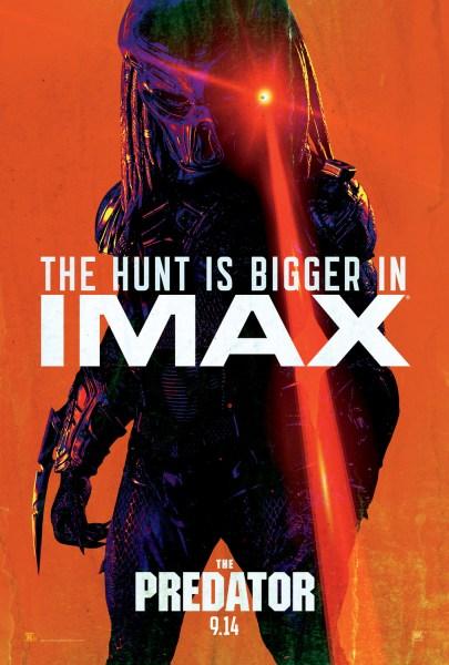 Predator IMAX Poster
