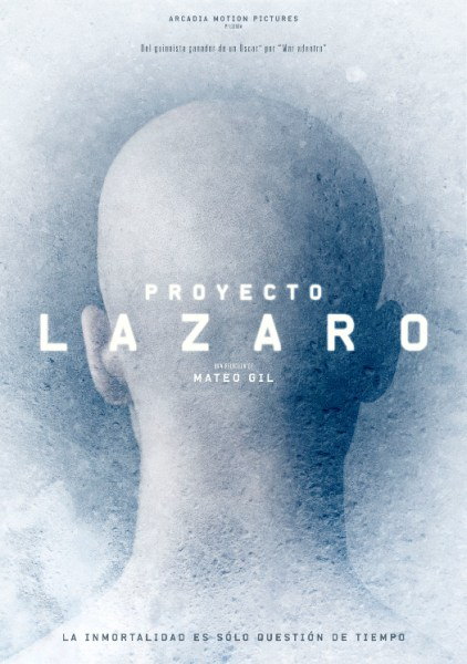 Project Lazarus Poster