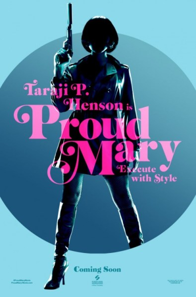 Proud Mary Bluish Poster