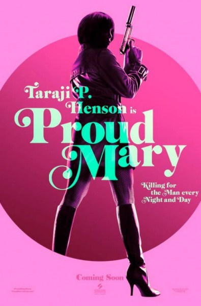 Proud Mary Pink Poster