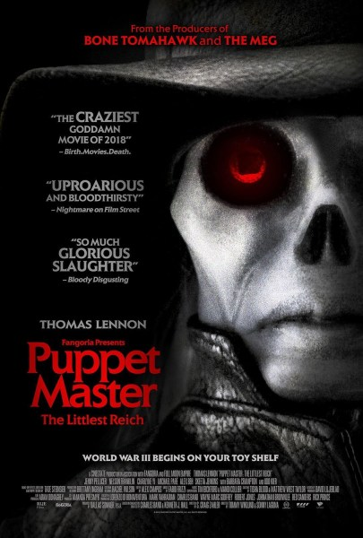 Puppet Master The Littlest Reich Movie Poster