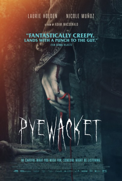 Pyewacket New Movie Poster