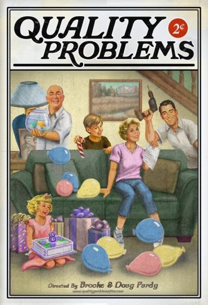 Quality Problems Movie Poster
