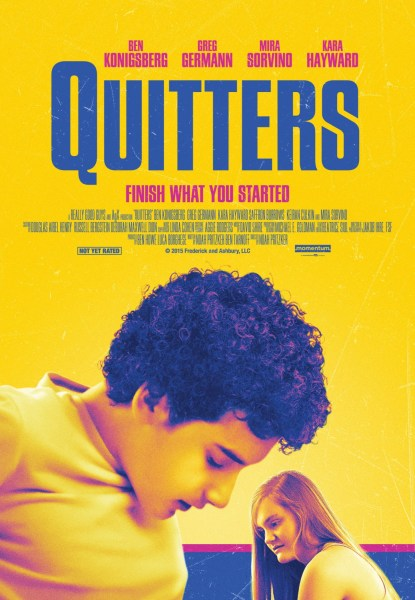Quitters Movie Poster