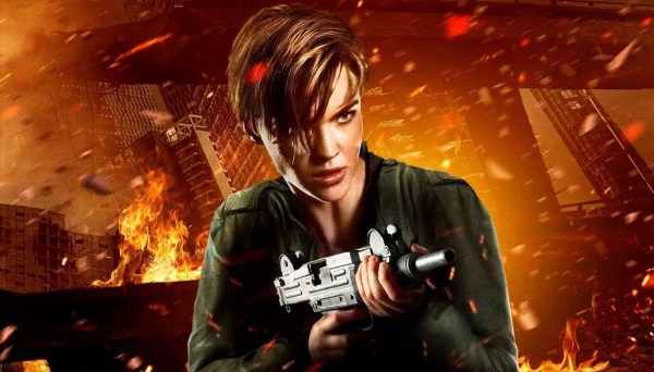 RE6 Movie - Ruby Rose as Abigail