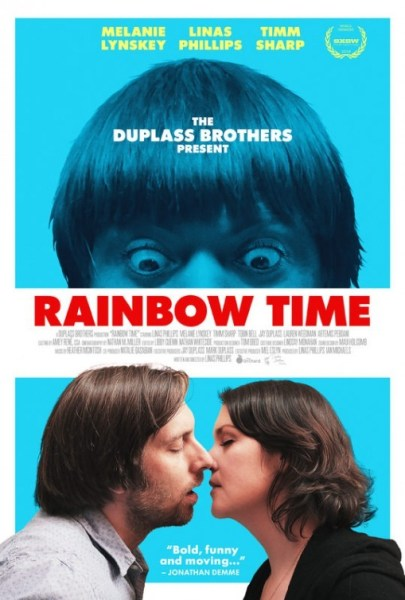 Rainbow Time Movie Poster