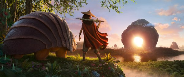 Raya And The Last Dragon Movie 2021