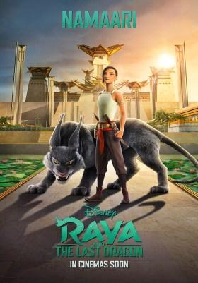 Raya And The Last Dragon New Poster (15)