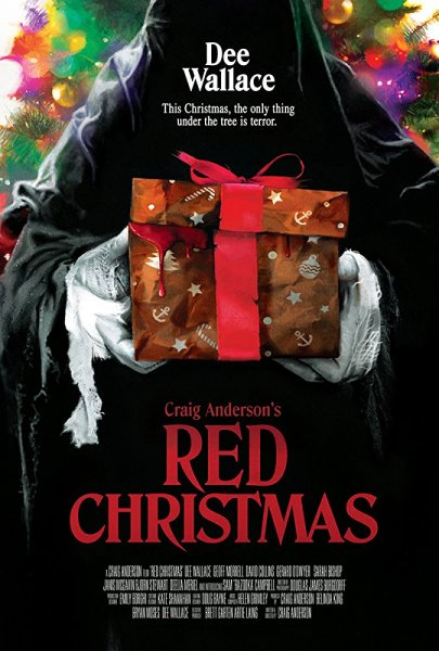 Red Christmas New Poster