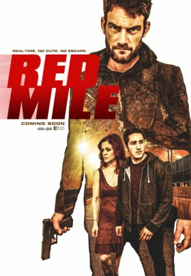 Red Mile Teaser Poster