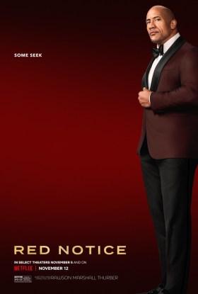 Red Notice Movie - Dwayne Johnson