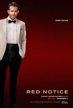 Red Notice Film - Ryan Reynolds
