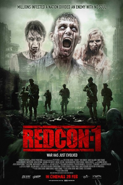Redcon 1 Malaysia Poster