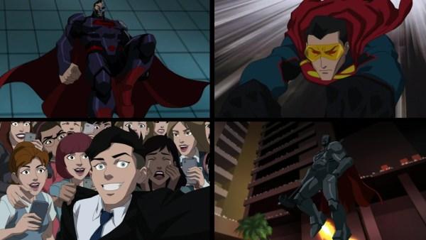 Reign Of The Supermen Film 2019