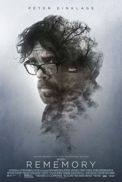 Rememory New Poster